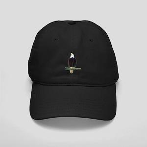 eagle Black Cap