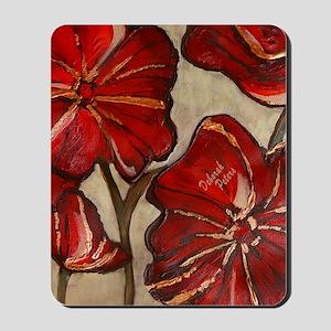 Poppy Art I Mousepad
