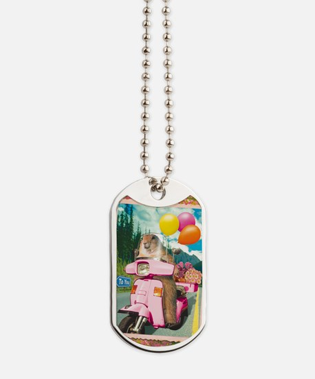 cp-wk-scooter Dog Tags
