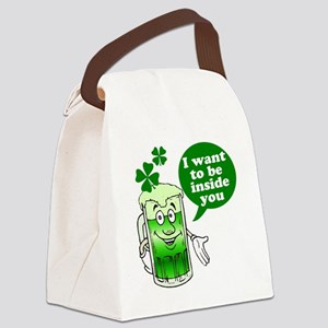 I Want To Be Inside You 539274 Canvas Lunch Bag