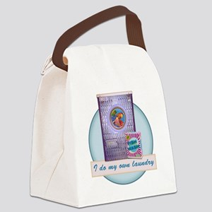 CP-tee-fishwash-front Canvas Lunch Bag