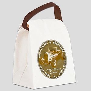 little deuce tavern Canvas Lunch Bag