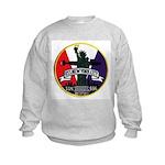 USS NEW YORK CITY Kids Sweatshirt