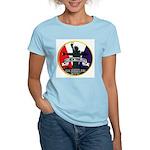 USS NEW YORK CITY Women's Light T-Shirt