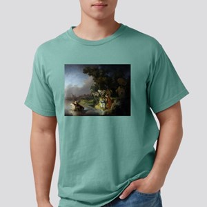 The abduction of Europa - Rembrandt - c1632 Mens C