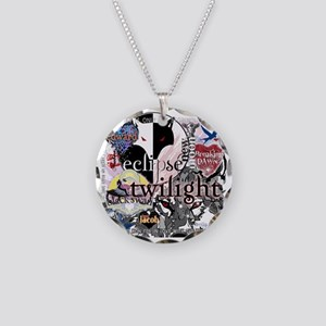 new twilight saga collage by Necklace Circle Charm