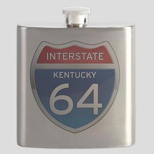 Interstate 64 - Kentucky Flask
