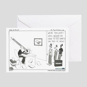 110523 Greeting Card
