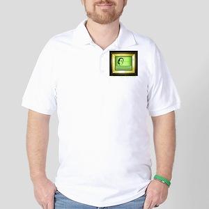 Face Forward Bold Golf Shirt