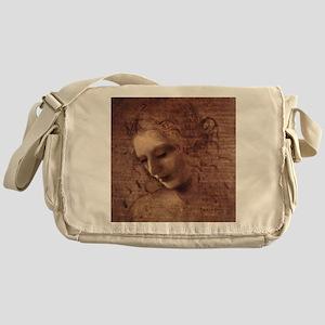 Portrait of the Artist Messenger Bag
