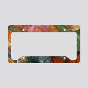 Toiletry Monet Path License Plate Holder