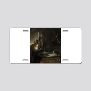 The Raising of Lazarus - Rembrandt - c1630 Aluminu