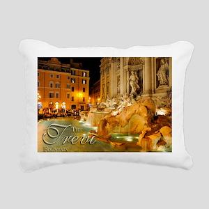 large print1-2 Rectangular Canvas Pillow