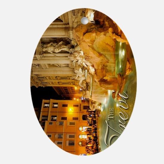 ipad cover-2 Oval Ornament
