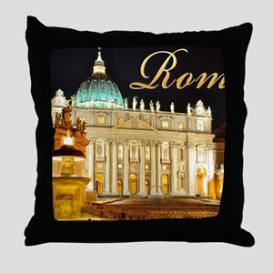 calendar2 Throw Pillow