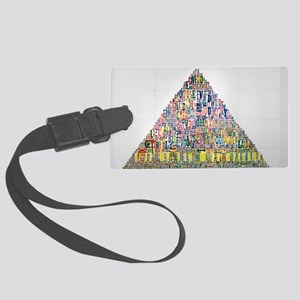 Tryckt-Out Large Luggage Tag