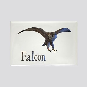 falcon Rectangle Magnet (10 pack)