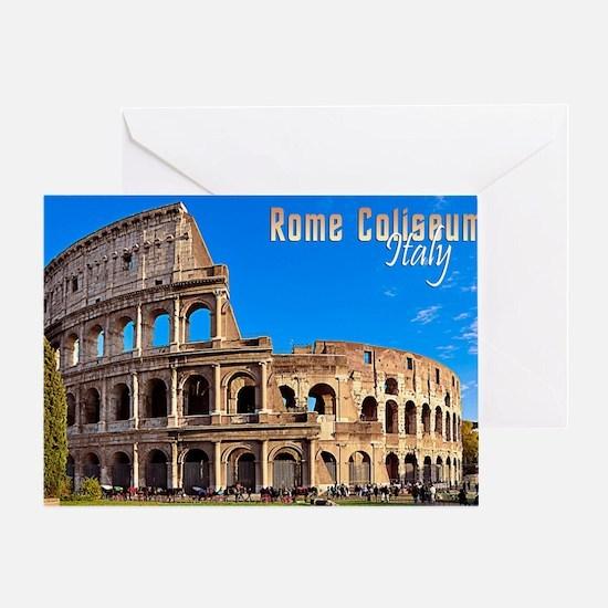large print3 Greeting Card