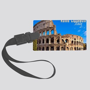 large print3 Large Luggage Tag