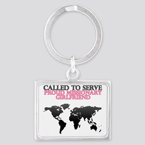 can Landscape Keychain
