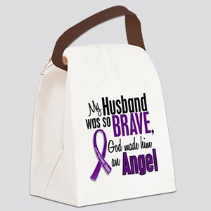 D Husband Canvas Lunch Bag