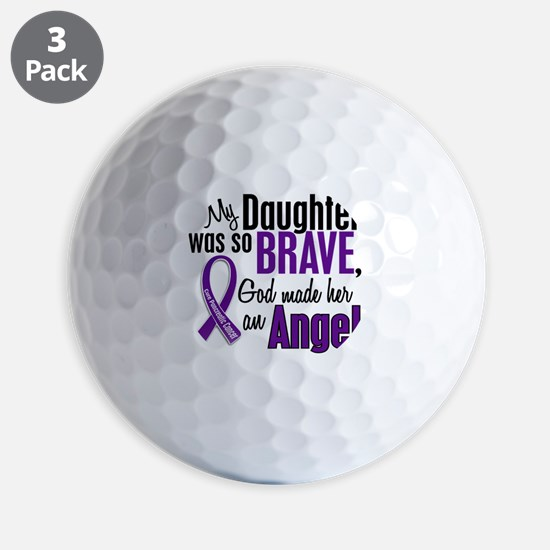 D Daughter Golf Ball