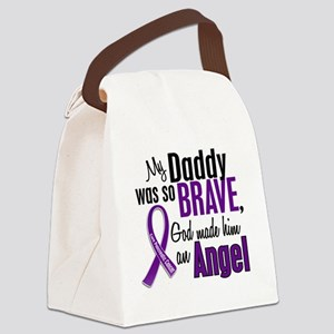 D Daddy Canvas Lunch Bag