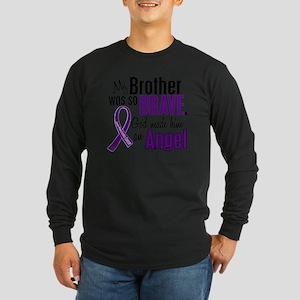 D Brother Long Sleeve Dark T-Shirt