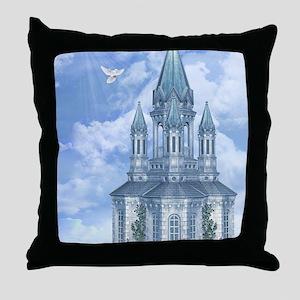 hp3_ipad Throw Pillow