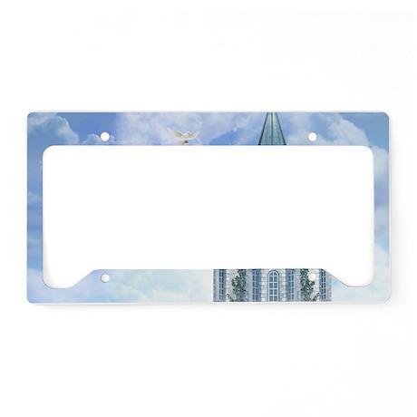 hp3_laptop_skin License Plate Holder
