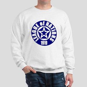 ART League of Nations 1919 Sweatshirt