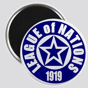 ART League of Nations 1919 Magnet