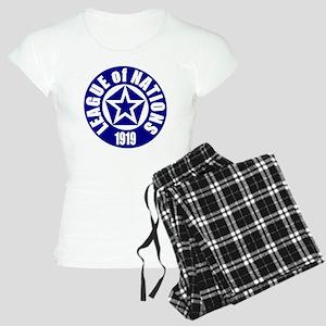 ART League of Nations 1919 Women's Light Pajamas