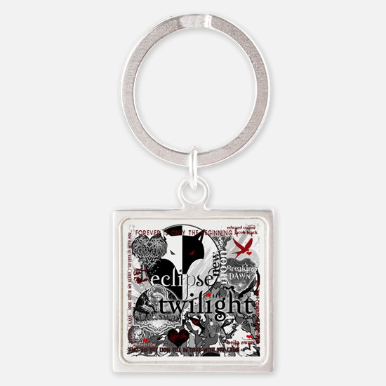 best new twilight t-shirts twiligh Square Keychain