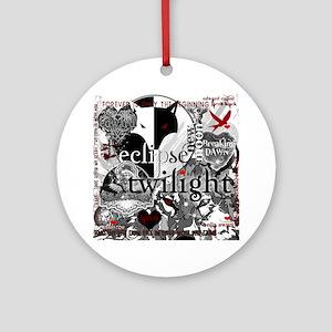 best new twilight t-shirts twilight Round Ornament