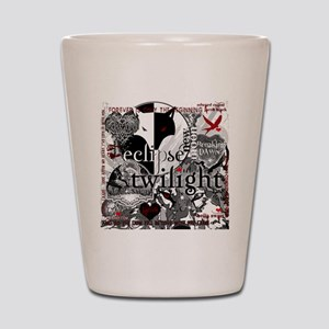 best new twilight t-shirts twilight sam Shot Glass