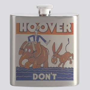 ART vote for hoover Flask