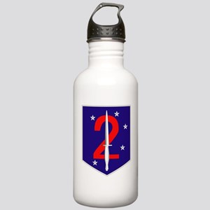 2ndMSOB Stainless Water Bottle 1.0L