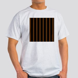 menswalletorangepinstripe Light T-Shirt