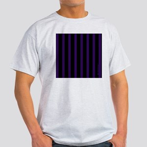 menswalletpurppinstripe Light T-Shirt