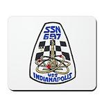 USS INDIANAPOLIS Mousepad