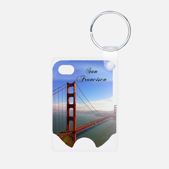 San Francisco-2.34x3.2-iPh Keychains