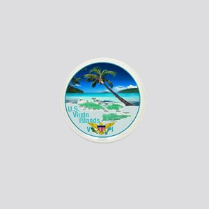 VIRGIN ISLANDS Mini Button