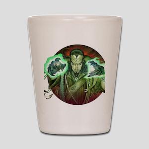 Warlock2 Shot Glass