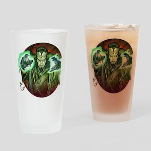 Warlock2 Drinking Glass