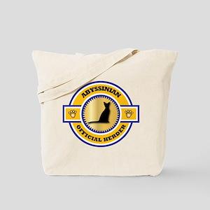 Abyssinian Herder Tote Bag