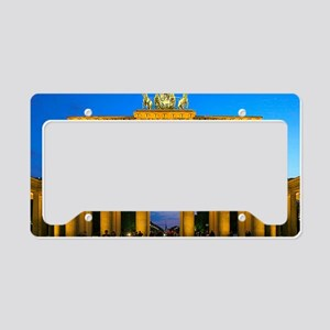 large print_0000_Brandenburg  License Plate Holder