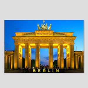 large print_0000_Brandenb Postcards (Package of 8)