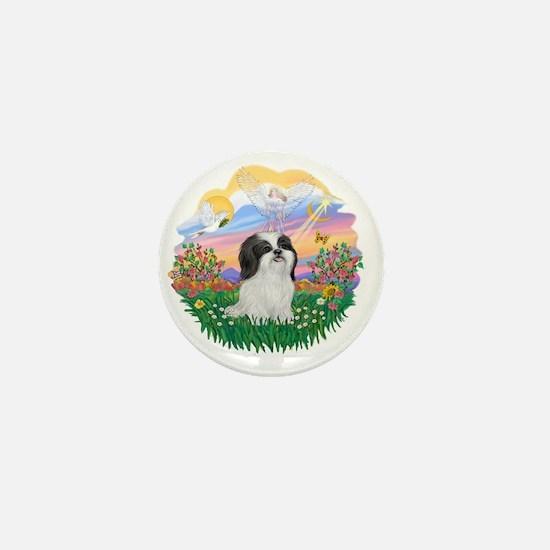 Guardian-ShihTzu(WB) Mini Button