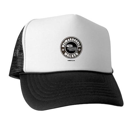 Weimardoodle dog Trucker Hat